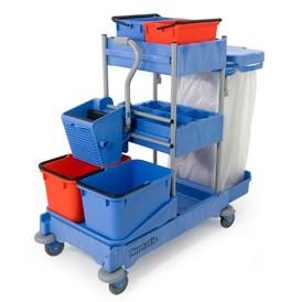 Numatic wózki do sprzątania
